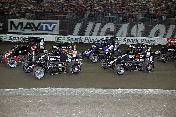 Pit space will be at a premium as Chili Bowl entries a record 316