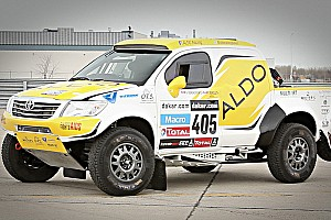 Some of ALDO Racing Team's toughest challenges at the 2015 Dakar
