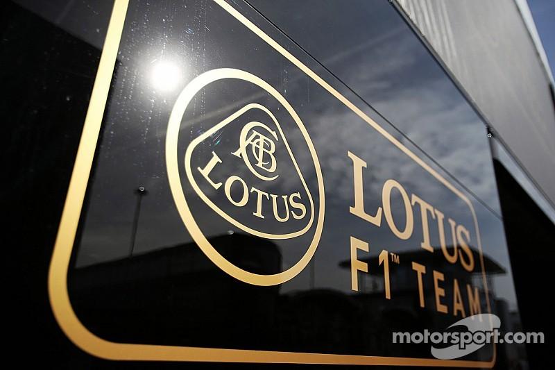 Lotus could tweak team name for 2015 - report
