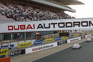 Endurance Preview Autodrome geared up for Dubai 24 Hours