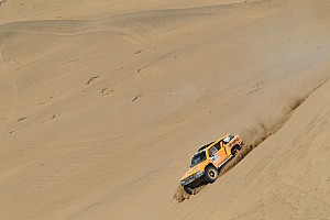 Dakar Race report The momentum returns for Robby Gordon in Dakar Rally