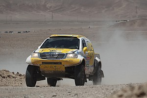 Dakar Stage report ALDO Racing best finish at 35th in Stage 5 of the Dakar