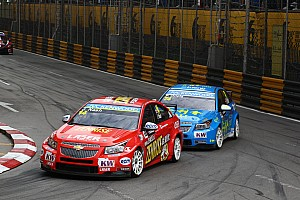 WTCC Breaking news Craft-Bamboo Racing returns to WTCC with Chevrolet