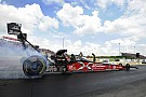 Spencer Massey sets track record in NHRA test