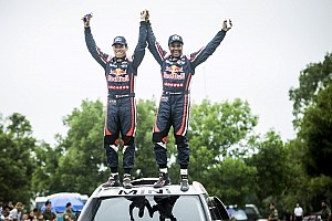 Dakar Race report Al-Attiyah dominates Dakar Rally