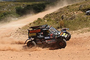 Tom Coronel finished Dakar 2015 - video