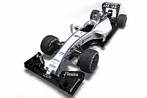 One more Williams FW37 photo leaked