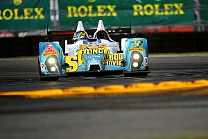 BAR1's Johnny Mowlem puts Spongebob on pole in Rolex 24 return