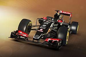 Formula 1 Breaking news Lotus to test 2015 Mercedes engine at Jerez