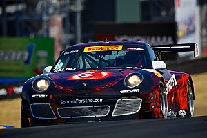 PWC Breaking news EFFORT Racing confirms Dalziel's return to Pirelli World Challenge