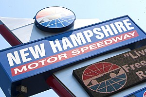 New Hampshire Motor Speedway G.M. arrested
