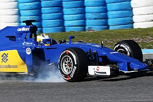 Formula 1 Testing report Ericsson admits Sauber has more in the tank