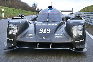 Porsche 919 Hybrid in Le Mans and the WEC – the debutant's evolution