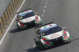 WTCC Breaking news Honda World Touring Car Team kick-off 2015 season