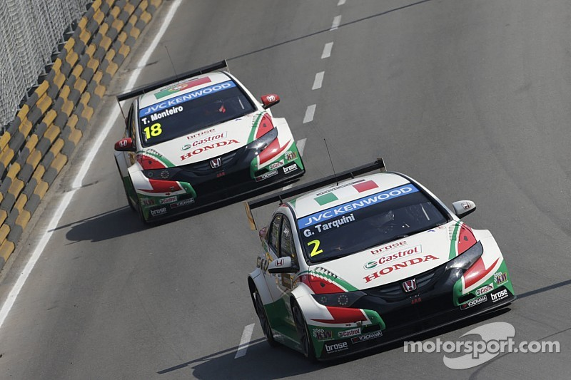 Honda World Touring Car Team kick-off 2015 season