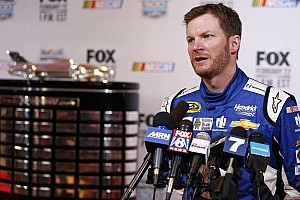 Earnhardt Jr. confident ahead of 500