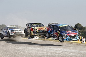 World Rallycross Breaking news World Rallycross joins forces with the DTM
