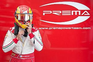 F3 Europe Breaking news Brandon Maisano lands third Prema seat
