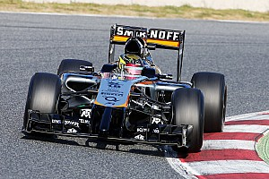 Another good day for Pascal Wehrlein and Sahara Force India at Barcelona