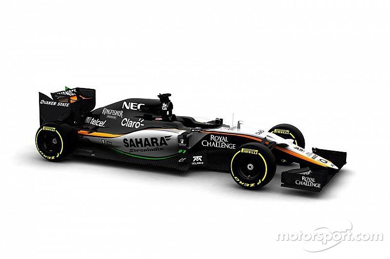 Force India debutará el VJM08 el viernes