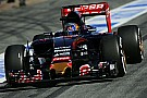Toro Rosso's rookie posts the fourth fastest time of the Day 3 at Barcelona