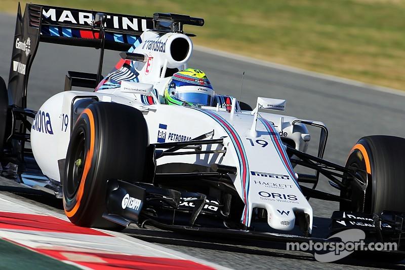 Felipe Massa, contento y ya enfocado en el GP de Australia