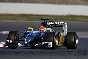 Formula 1 Testing report Sauber is satisfied with the final preparations before the season opener