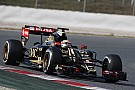 Lotus has made a big step, says Chester