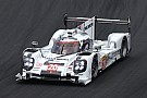 Season preparations with new aero package for the Porsche 919 Hybrid