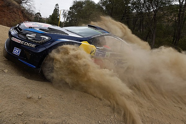 Latvala crash gifts Ogier huge lead on Rally Mexico
