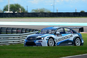 Grégoire Demoustier scores first world championship point on WTCC Debut