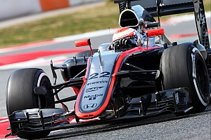 Formula 1 Breaking news Only Honda can match Mercedes - Berger