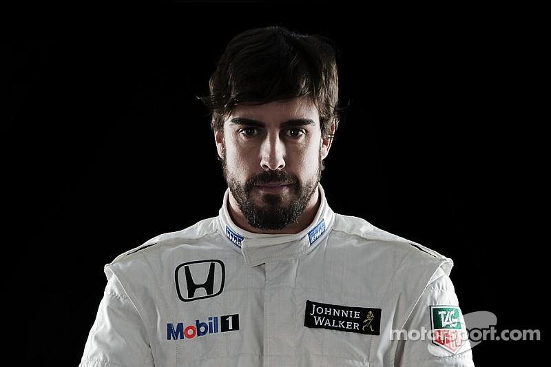 Alonso, el piloto