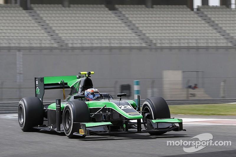 Stanaway termina como el más rápido en Abu Dhabi