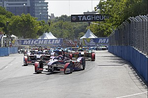 "Formula E boss ""very optimistic"" over Paris street race"