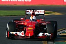 Vettel admits gap to Mercedes is