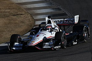 IndyCar Testing report Power, Dixon top overall times at IndyCar Barber test