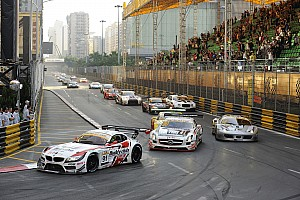 GT World Cup in Macau confirmed