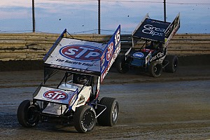 World of Outlaws Race report Donny Schatz scores close win at the FVP Western Spring Shootout