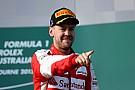 Sebastian Vettel, el  mejor pagado de 2014