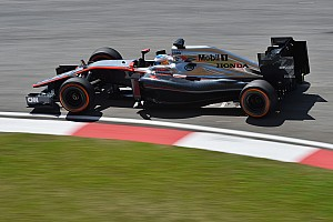 Alonso upbeat despite Q1 exit for McLaren