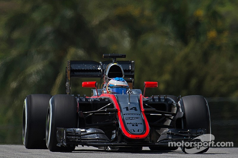 Alonso: McLaren move justified by Mercedes form