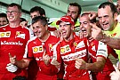 "Ferrari victory ""healthy for F1"" – Horner"