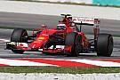 Raikkonen está igualando el ritmo de Vettel, dice su manager