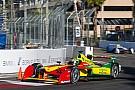Di Grassi quickest as Vergne's crash punctuates Long Beach FP2