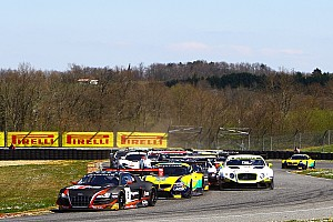 Blancpain Sprint Race report Monegasque duo scores Nogaro Blancpain victory