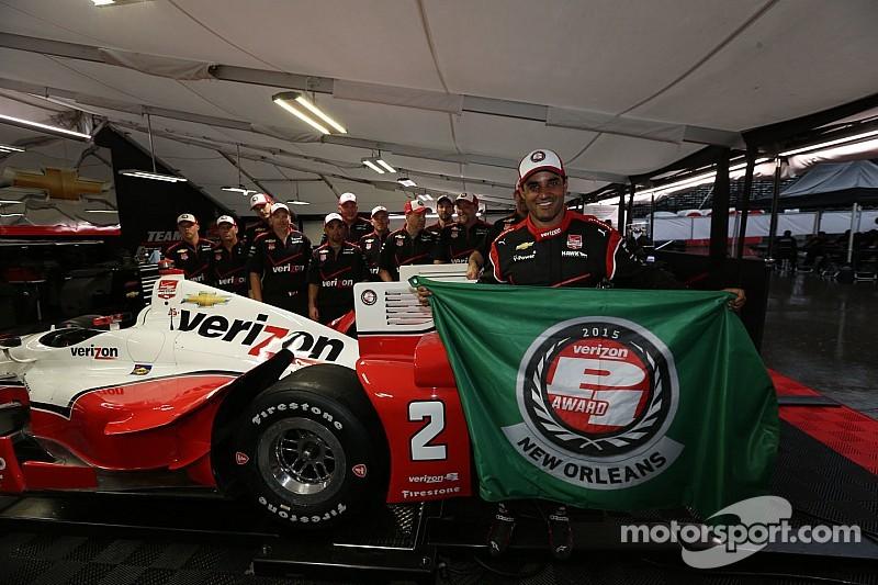Se suspende calificación de IndyCar