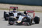 Tost impressed by Toro Rosso duo