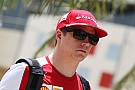 Raikkonen commits to new Ferrari deal