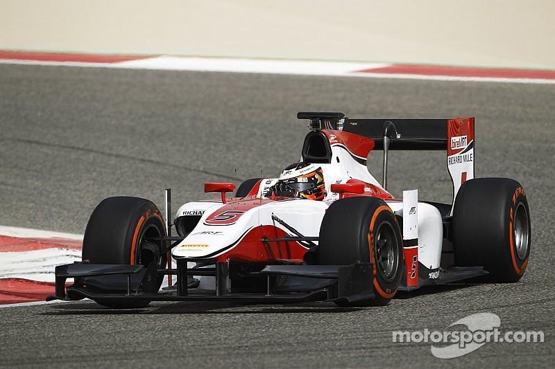 Quinta pole position en fila para Vandoorne